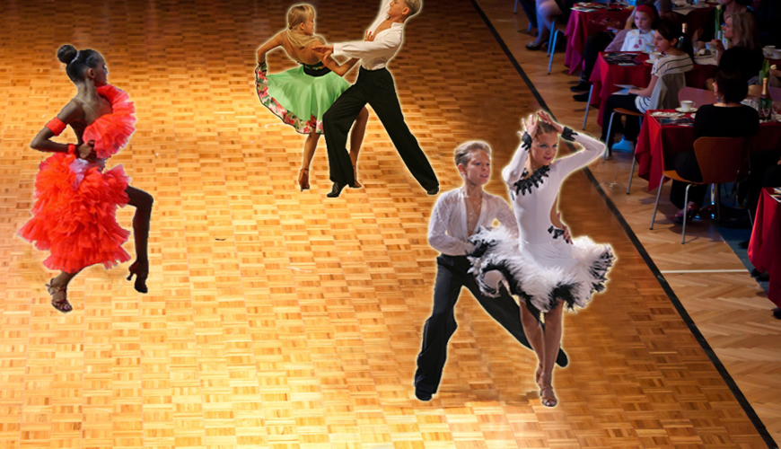 Kids Ballroom Dance Classes - By Your Side Dance Studio